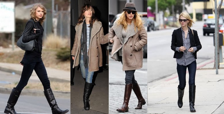 Women Wearing Riding Boots Celebrity-women-riding-boots